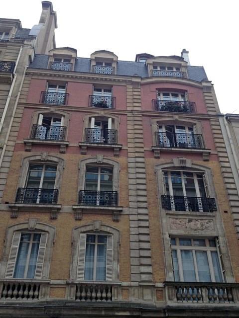 Rental apartment Paris 8ème 3565€ CC - Picture 2