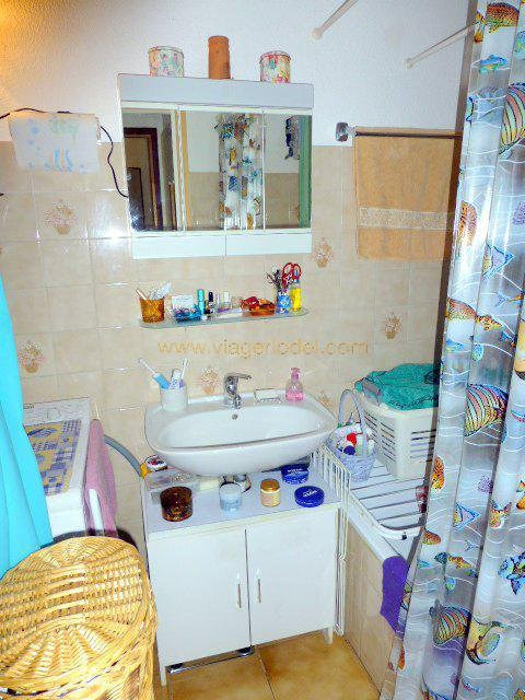 Life annuity apartment Antibes 69 500€ - Picture 9