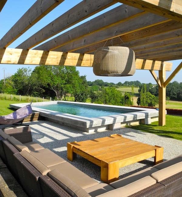 Deluxe sale house / villa St palais 965000€ - Picture 2