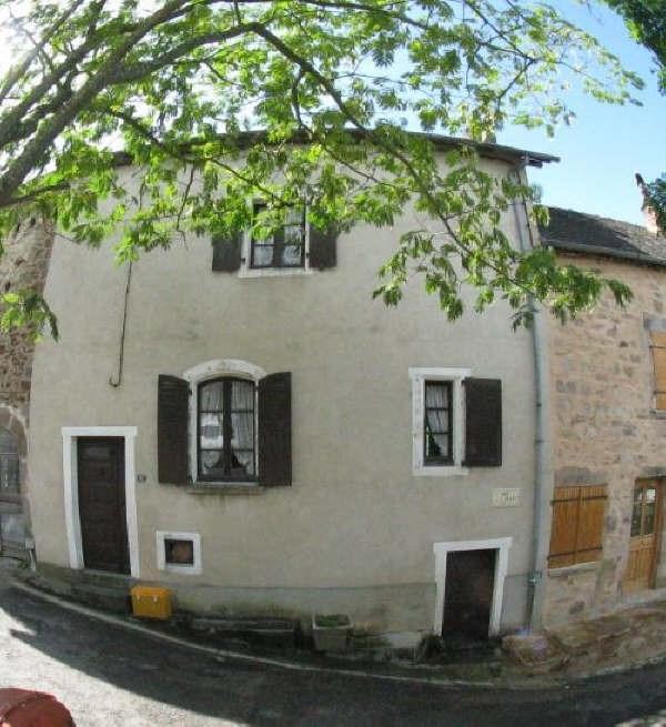 Vente maison / villa Najac 136500€ - Photo 8
