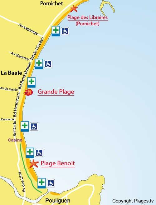Location vacances divers Pornichet 1193€ - Photo 11