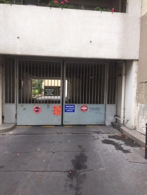 Vente parking Paris 20ème 15500€ - Photo 8