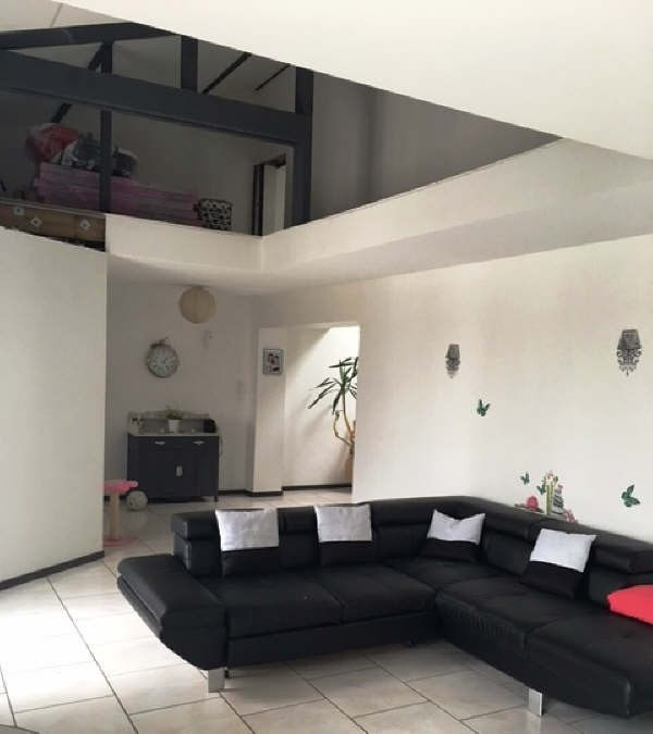 Sale house / villa Chasseneuil du poitou 129600€ - Picture 3