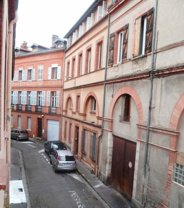 Rental apartment Toulouse 710€ CC - Picture 1