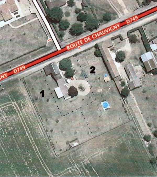Vente terrain Bonnes 48900€ - Photo 4