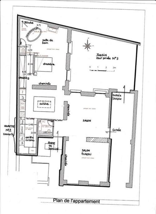 Deluxe sale apartment Paris 9ème 1440000€ - Picture 7