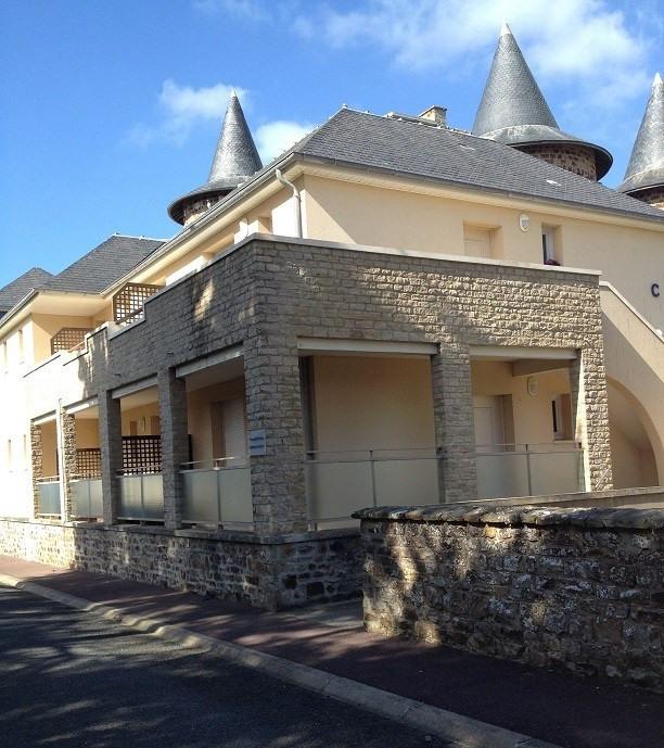 Verkoop  appartement Barneville carteret 91500€ - Foto 1