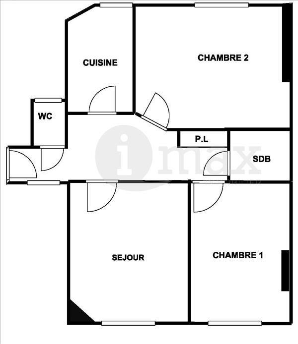 Vente appartement Levallois perret 439000€ - Photo 5