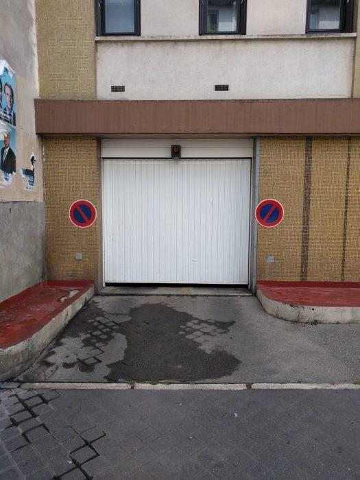 Vente parking Paris 11ème 18000€ - Photo 1