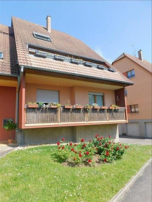 Verkoop  appartement Fegersheim 349000€ - Foto 1