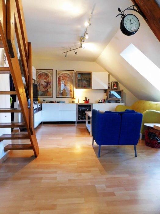 Verkoop  appartement Lingolsheim 180000€ - Foto 1