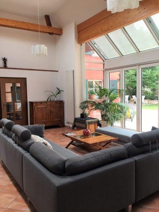 Verkauf von luxusobjekt haus Gambsheim 573000€ - Fotografie 8