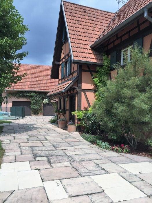 Verkauf von luxusobjekt haus Gambsheim 573000€ - Fotografie 19