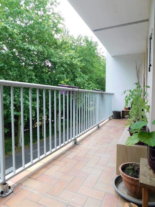 Verkoop  appartement Strasbourg 160000€ - Foto 8