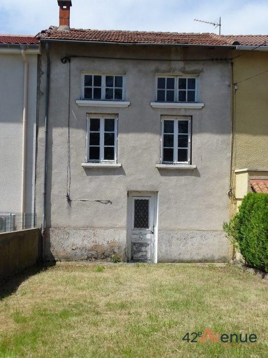 Revenda casa Aveizieux 75000€ - Fotografia 1