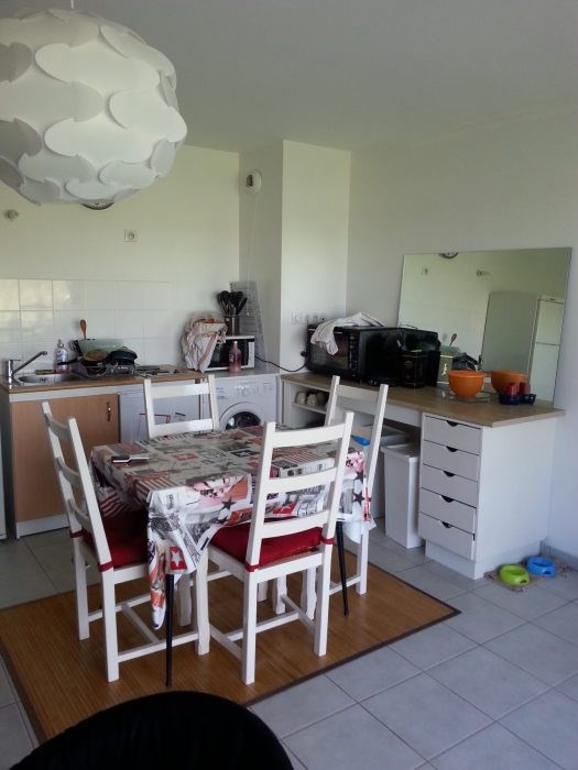 Rental apartment Nantes 570€ CC - Picture 1