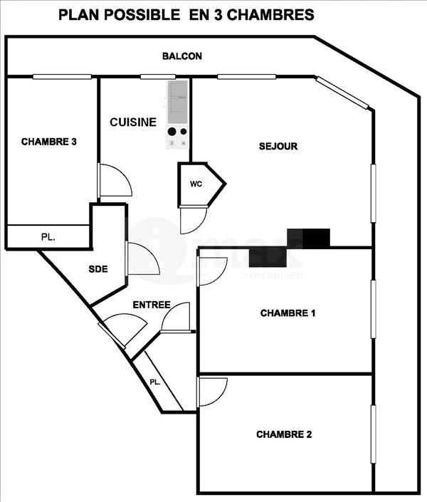 Vente appartement Levallois perret 669000€ - Photo 5