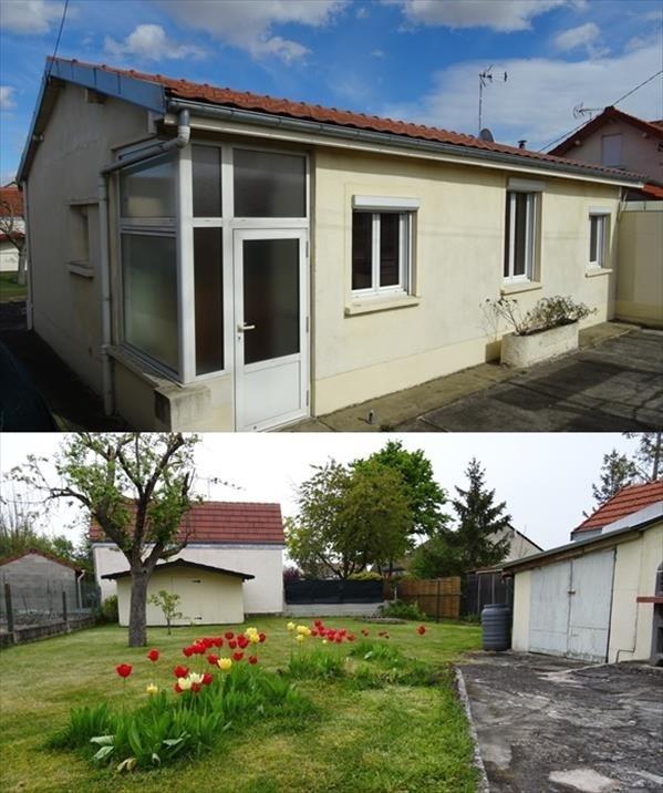 Sale house / villa St parres aux tertres 159000€ - Picture 8