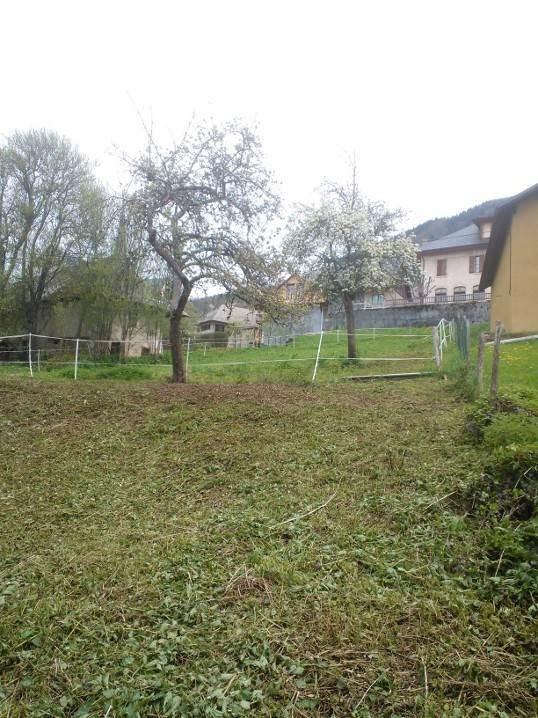 Venta  terreno Bellecombe-en-bauges 87000€ - Fotografía 3