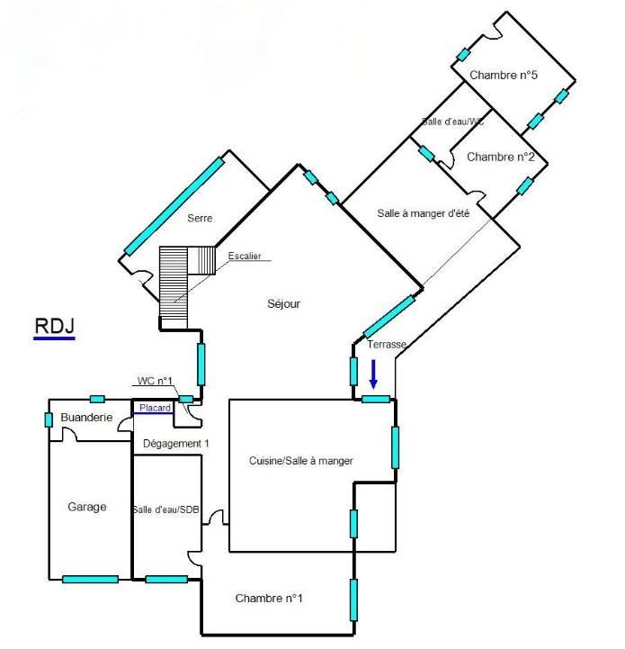 Deluxe sale house / villa Seillans 895000€ - Picture 28