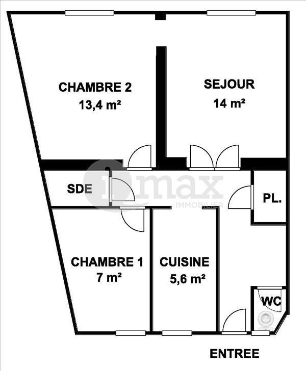 Vente appartement Courbevoie 325000€ - Photo 5
