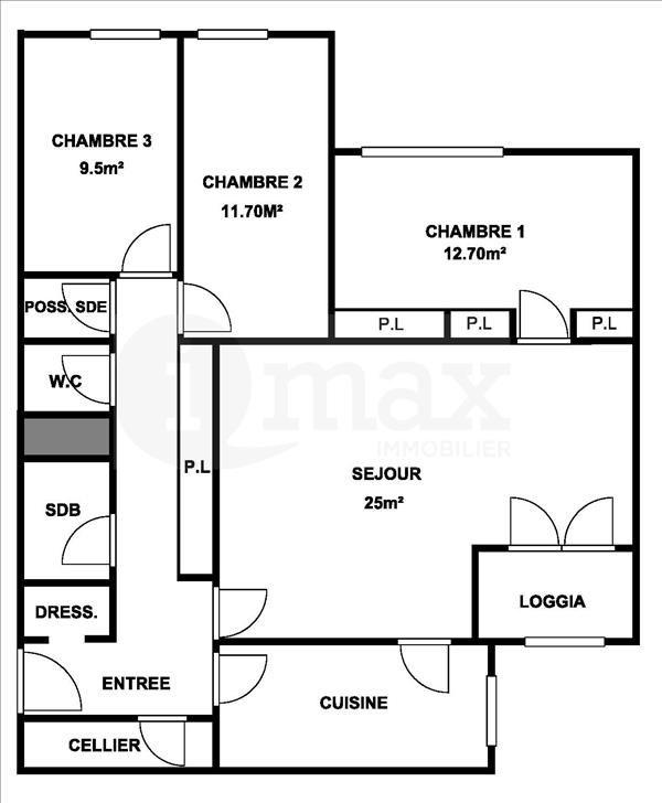 Sale apartment Levallois perret 799000€ - Picture 8