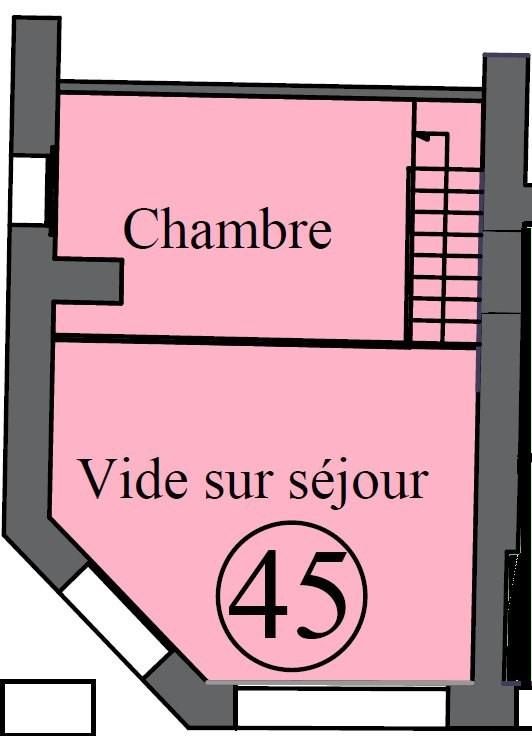 Vente de prestige appartement Paris 4ème 490000€ - Photo 20