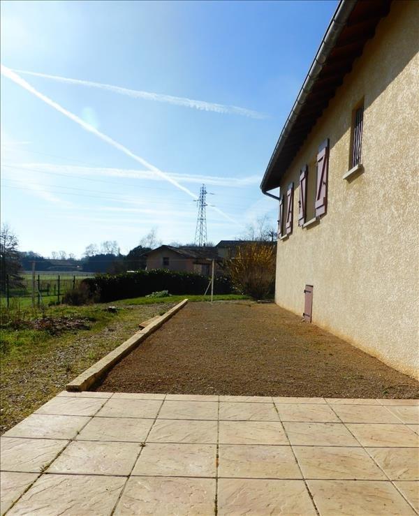 Sale house / villa Villars les dombes 252000€ - Picture 10