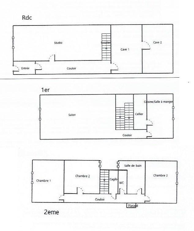 Vente maison / villa Auriol 299000€ - Photo 12