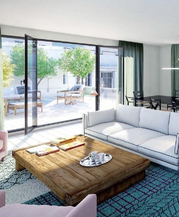 Immobile residenziali di prestigio appartamento Lyon 2ème 1385000€ - Fotografia 5