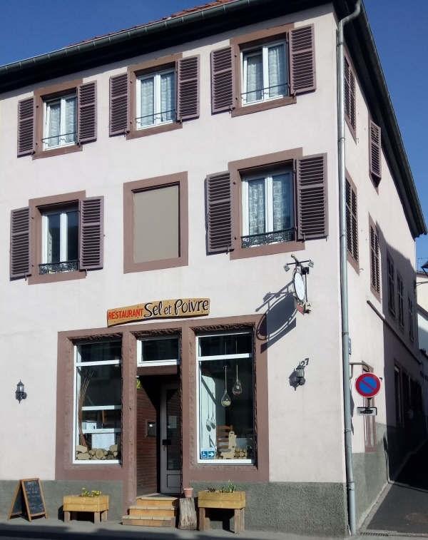 Sale building Hochfelden 388500€ - Picture 1