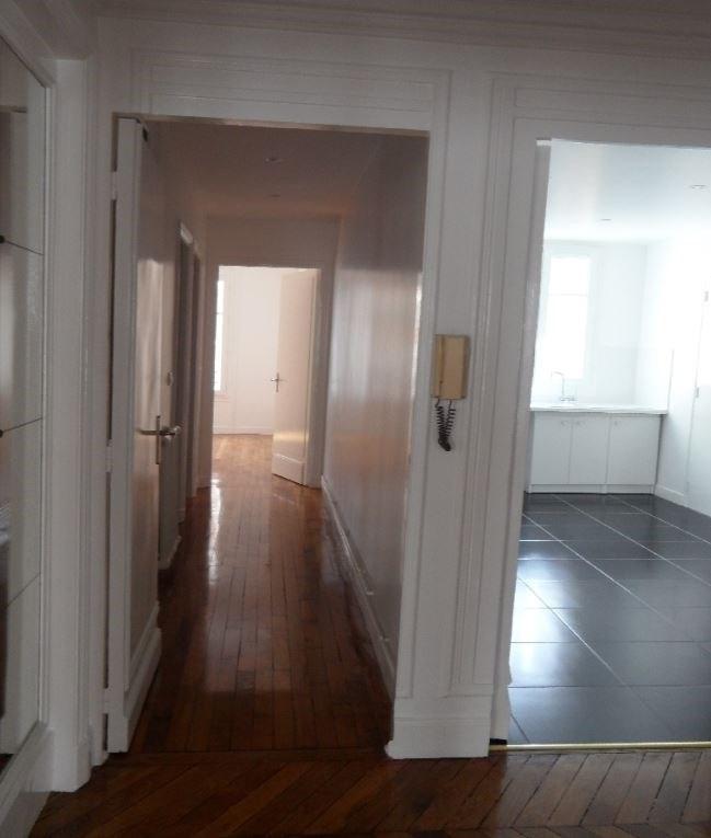 Rental apartment Paris 17ème 1960€ CC - Picture 3