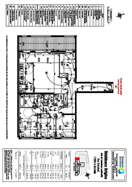 Sale apartment La rochelle 329000€ - Picture 4