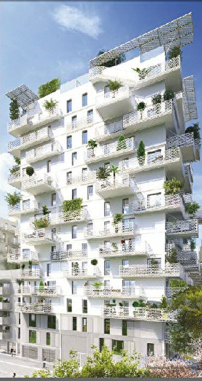 Appartement Nanterre 2 pièce(s) 48 m2