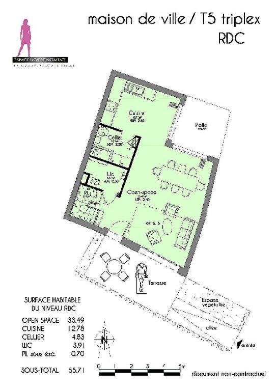 Vente de prestige maison / villa La rochelle 997500€ - Photo 5
