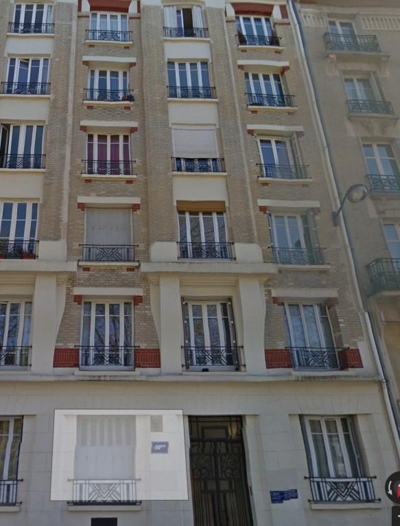 Rental apartment Paris 11ème 610€ CC - Picture 1