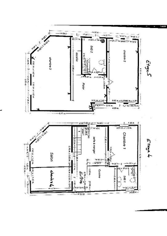 Location appartement Levallois perret 2800€ CC - Photo 14