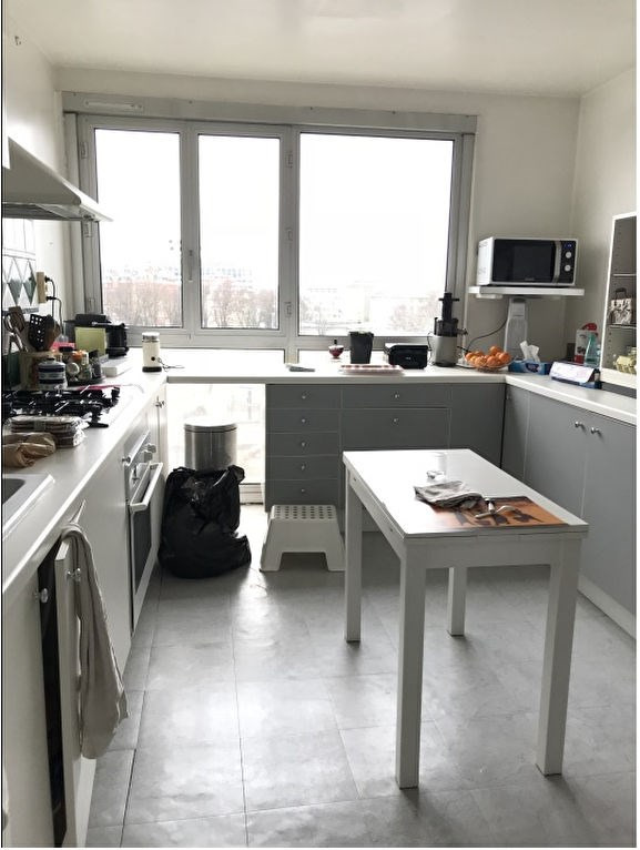 Sale apartment Montrouge 395000€ - Picture 3