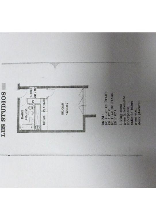 Vendita appartamento Paris 15ème 240000€ - Fotografia 13