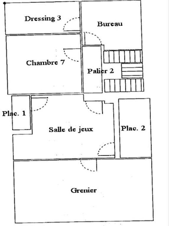 Revenda residencial de prestígio casa Chaville 1390000€ - Fotografia 10