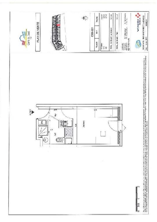 Investeringsproduct  appartement Nice 137143€ - Foto 5