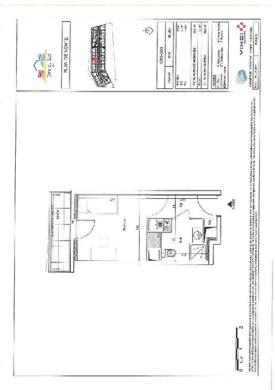 Produit d'investissement appartement Nice 136 115€ - Photo 5