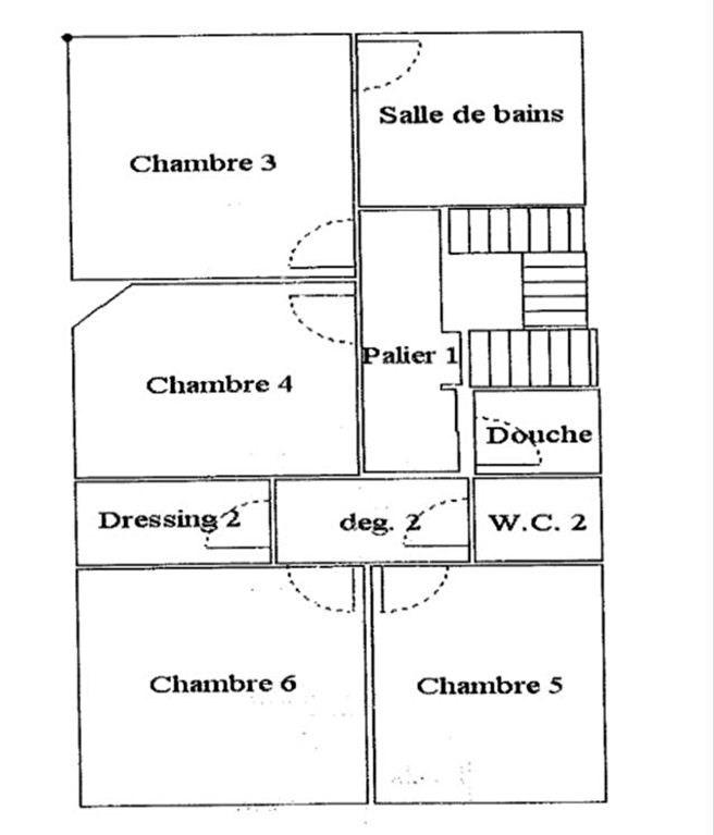 Revenda residencial de prestígio casa Chaville 1390000€ - Fotografia 9
