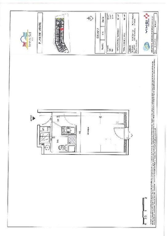 Produit d'investissement appartement Nice 142 285€ - Photo 5