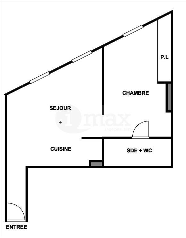 Vente appartement Levallois perret 299000€ - Photo 4