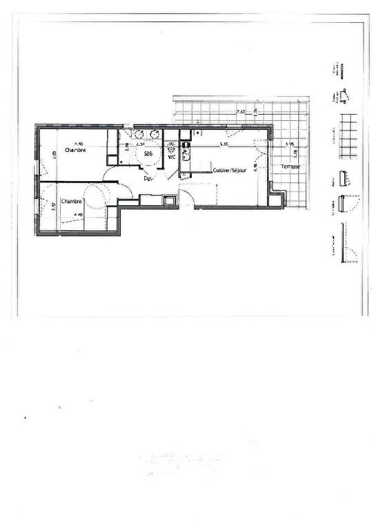 Vente appartement Nimes 214000€ - Photo 1