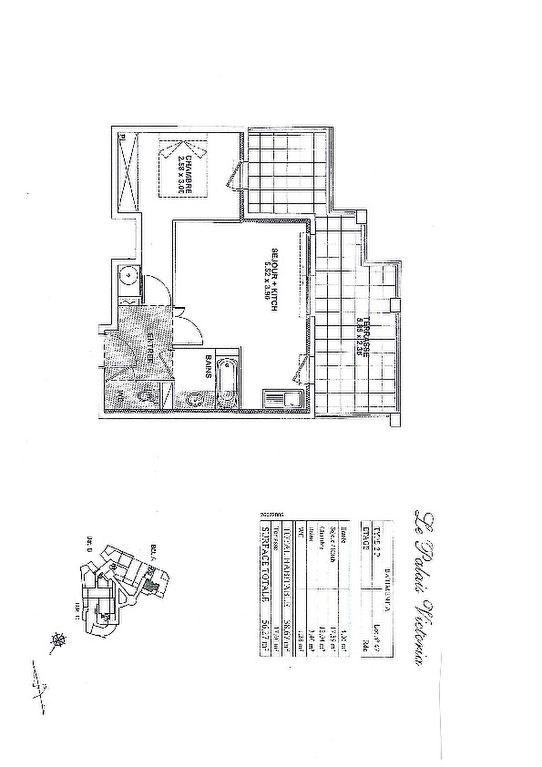Vente appartement Cagnes sur mer 201400€ - Photo 9