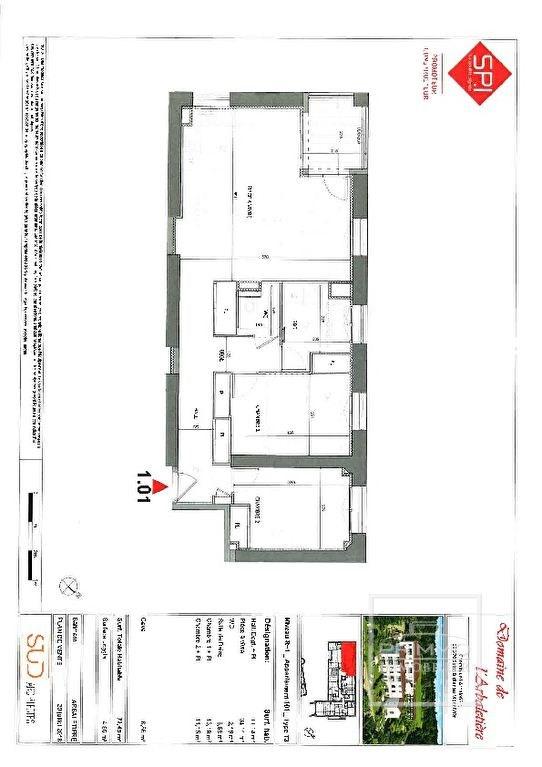Sale apartment Lyon 9ème 410000€ - Picture 13