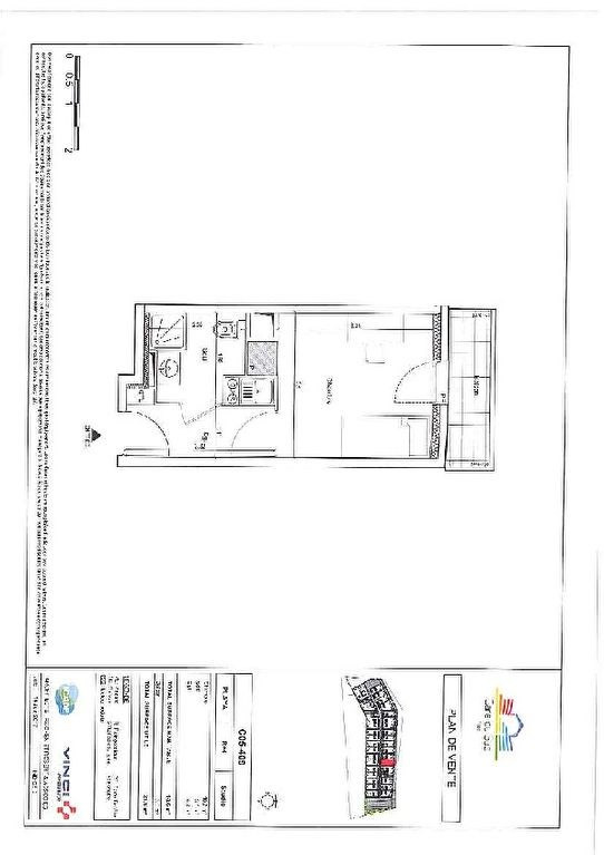 Produit d'investissement appartement Nice 137 828€ - Photo 5