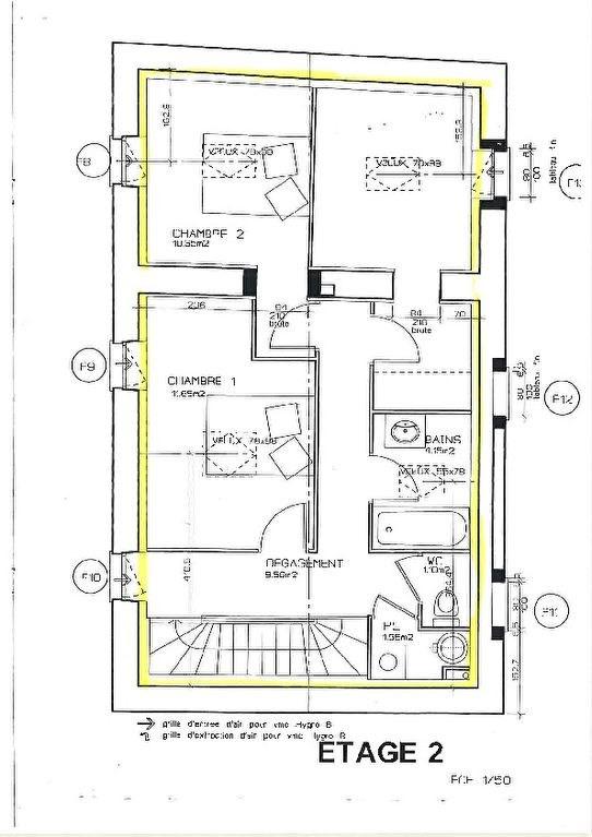 Sale apartment Vaulx milieu 217000€ - Picture 3